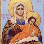 Образ Богородицы Незнановская